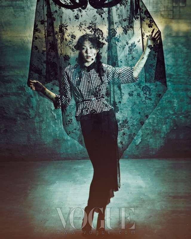 Lee Seon Kyun Amp Kim Min Hee Make A Dark Combination For