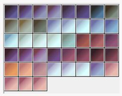 43 Gradient Varities by magdalena-stock @ deviantart