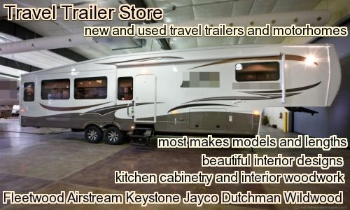 travel trailer store