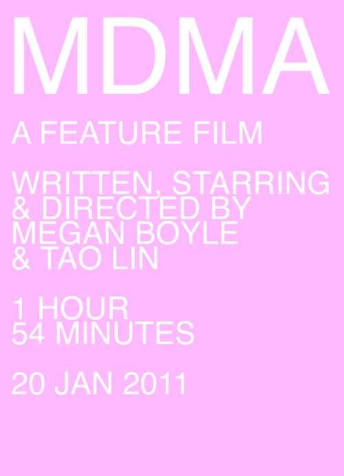tumblrlgc4owp39o1qedgak Megan Boyle & Tao Lin   MDMA (2011)
