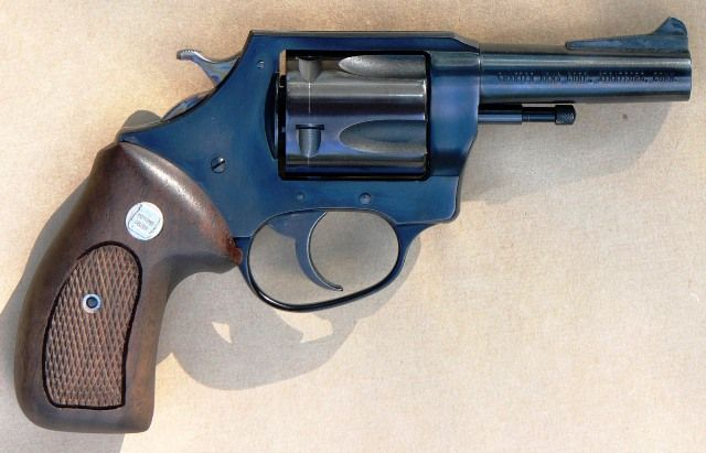 Charter Arms Bulldog Query - Revolver Handguns