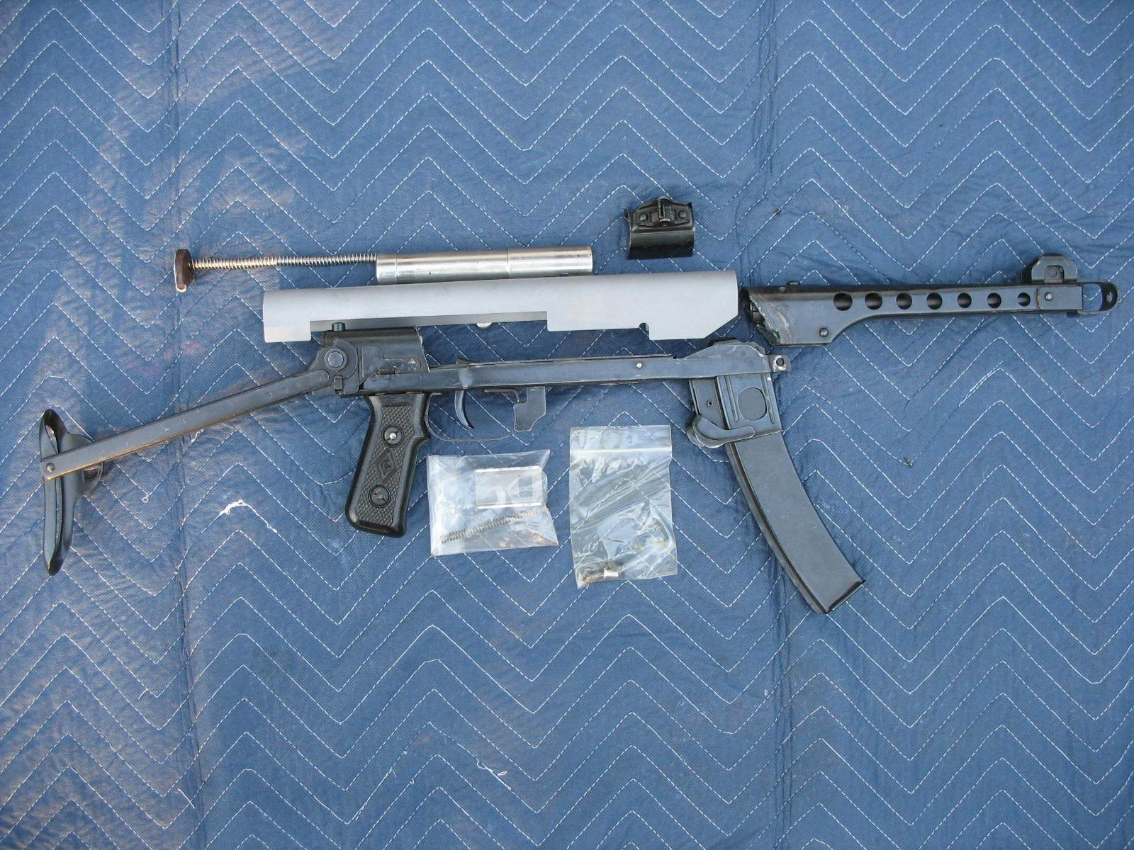 WTS: PPS43 Parts Kit with Original Barrel & Trunion (Pic's)