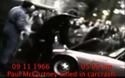 9 11 And The Fake Car Crashmedia Fakery Having Made This Comparison With Rotten Apple 76 Video It Would Be Very Welcome To See Some Confirmation