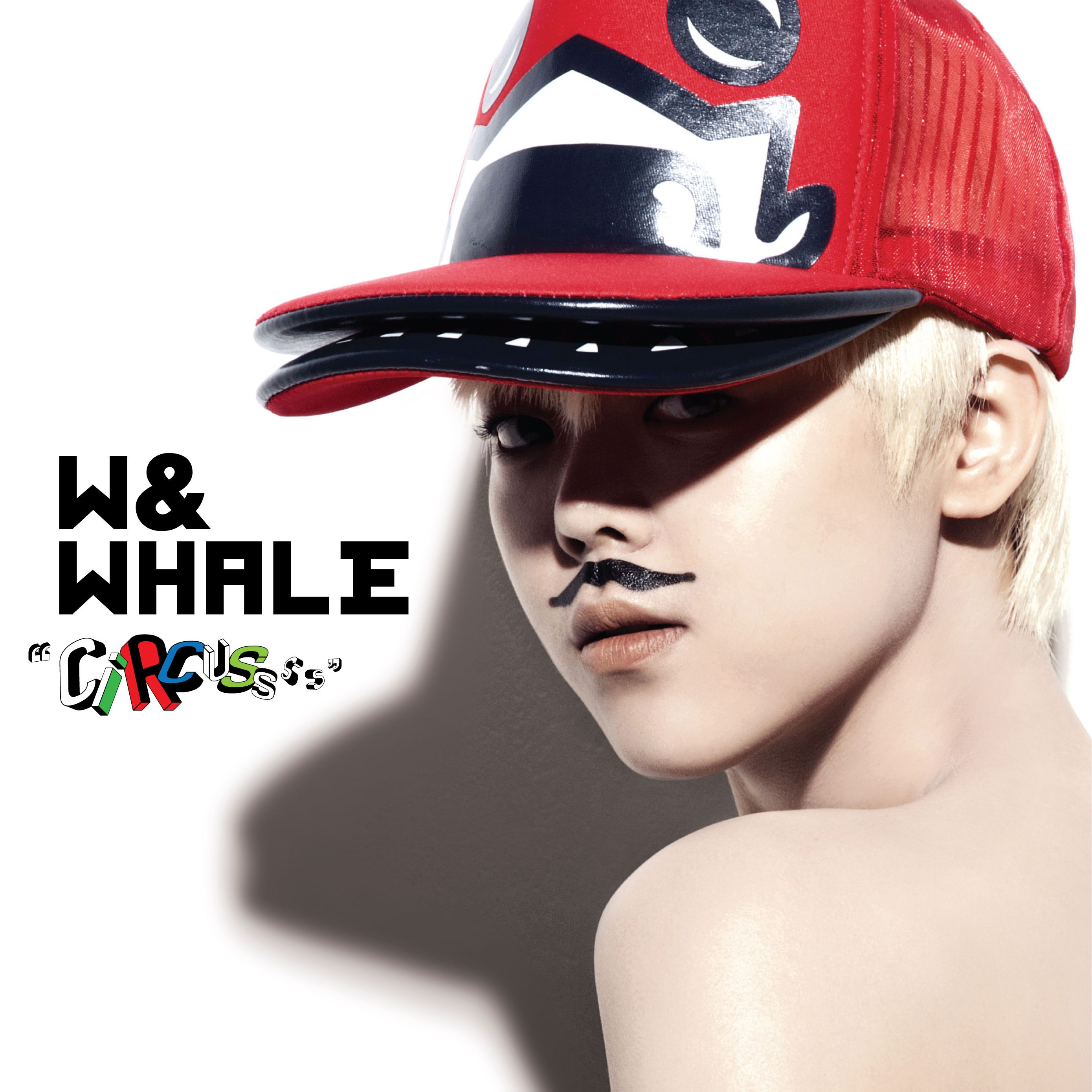 W & Whale - CIRCUSSS Cover